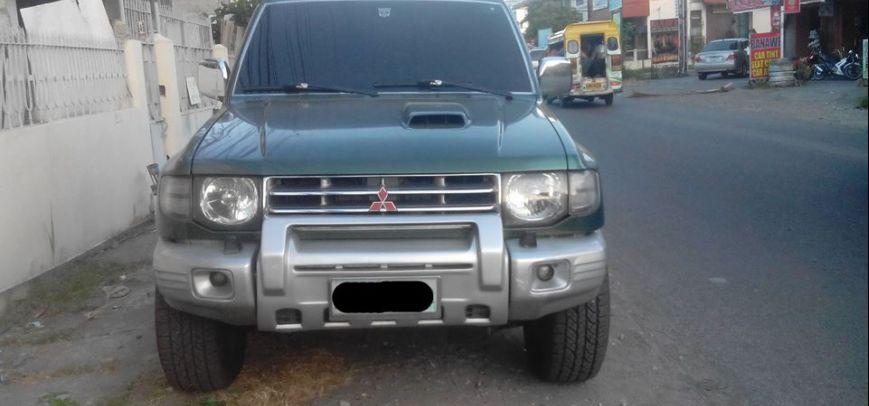 Mitsubishi Pajero 2002 - 6