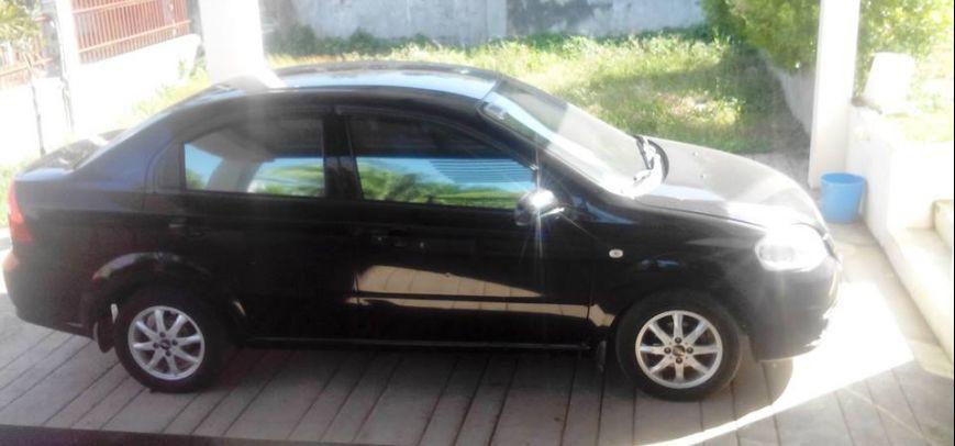Chevrolet Aveo 2007 - 6