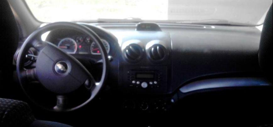Chevrolet Aveo 2007 - 7