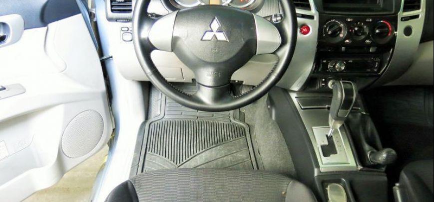 Mitsubishi Montero 2009 - 10