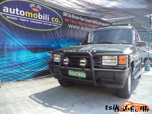 Land Rover Discovery 1997 - 1