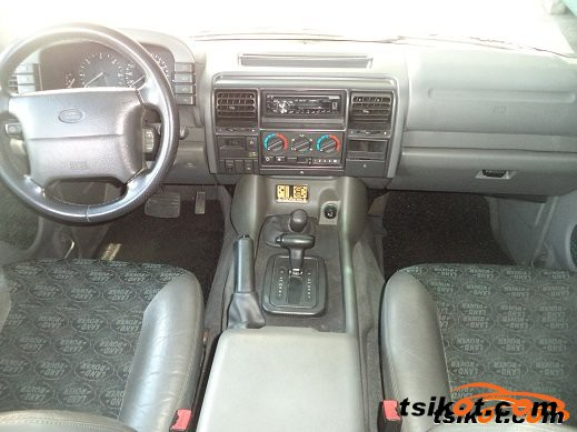 Land Rover Discovery 1997 - 2