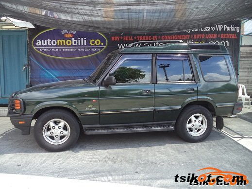 Land Rover Discovery 1997 - 5