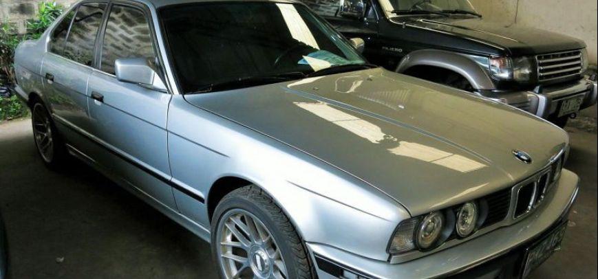 Bmw 525I 1990 - 6