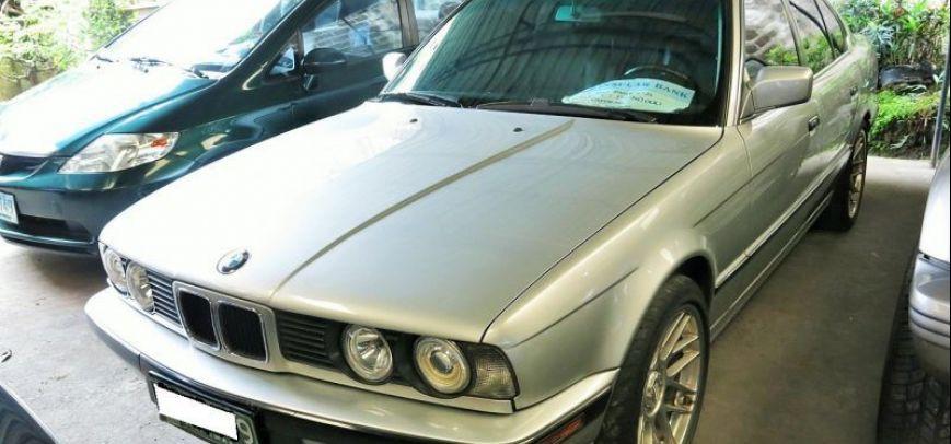 Bmw 525I 1990 - 7