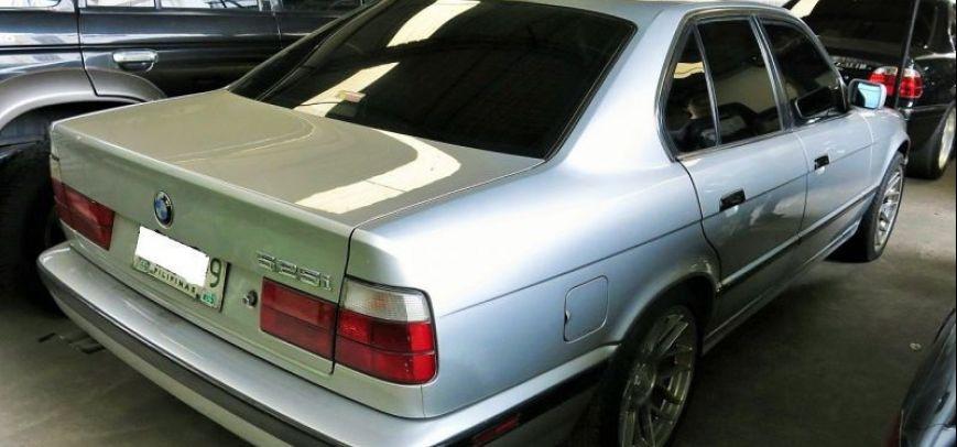 Bmw 525I 1990 - 8