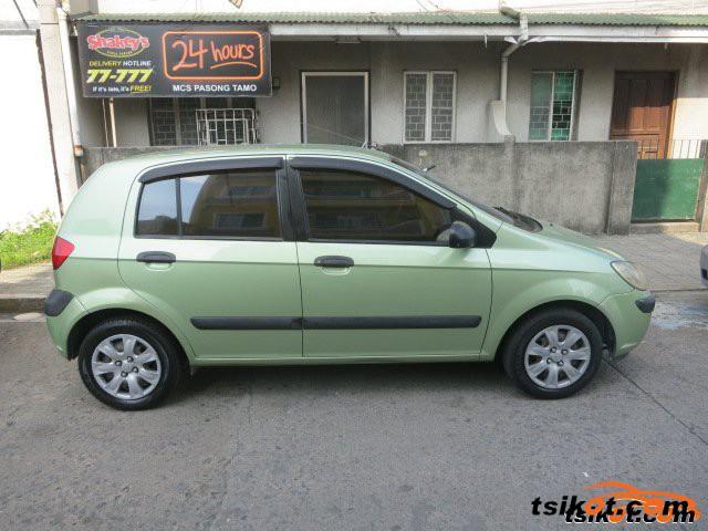 Hyundai Getz 2007 - 1