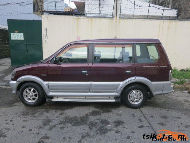 Chevrolet Adventure 2000 - 4
