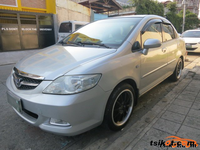 Honda City 2007 - 4