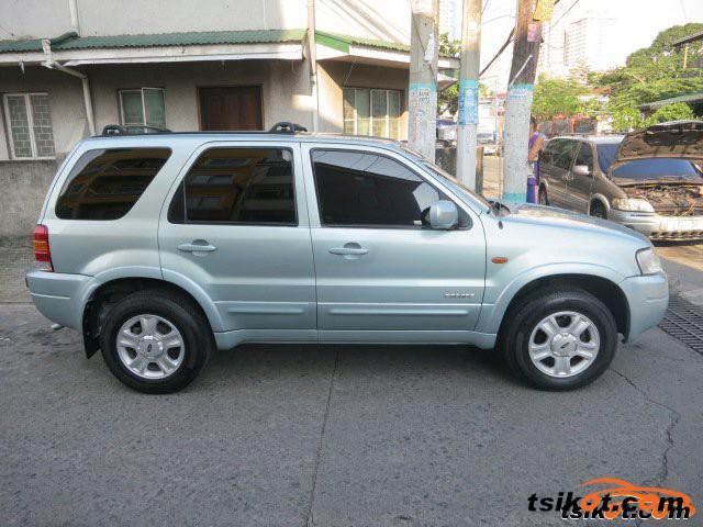 Ford Escape 2004 - 1