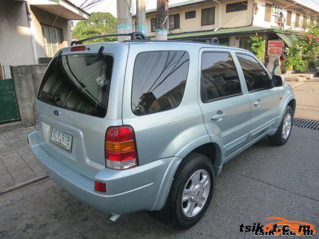 Ford Escape 2004 - 6