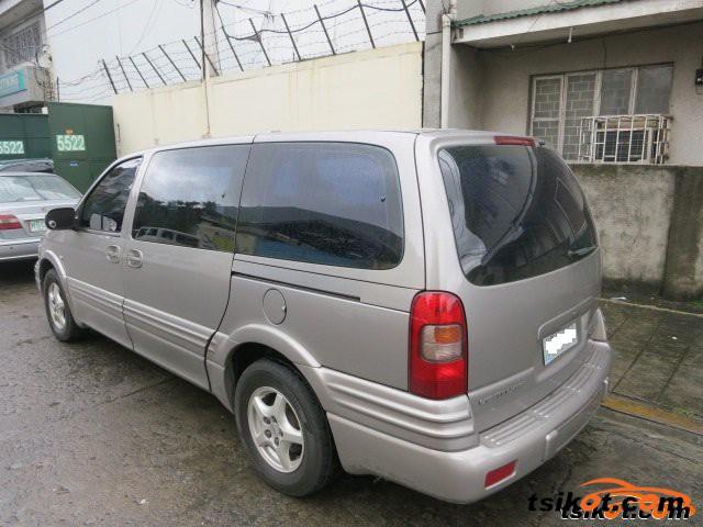 Chevrolet Venture 2004 - 2