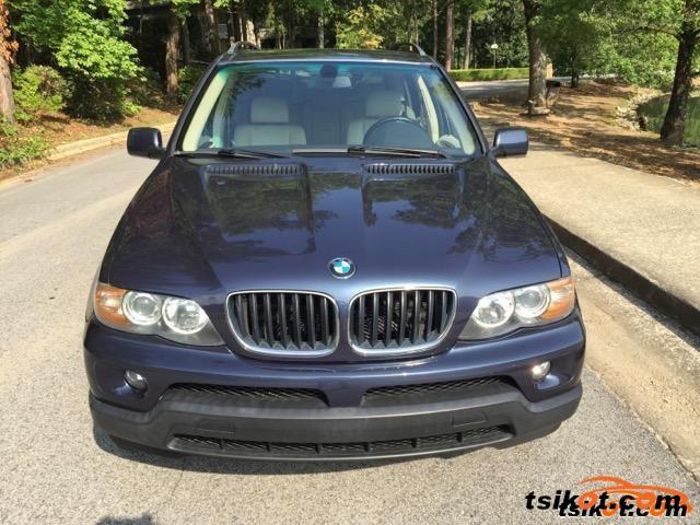 Bmw X5 2006 - 2