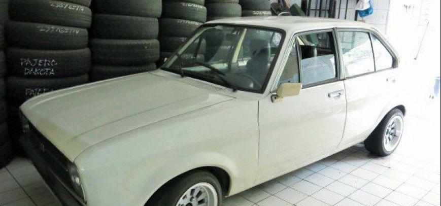Ford Escort 1976 - 2