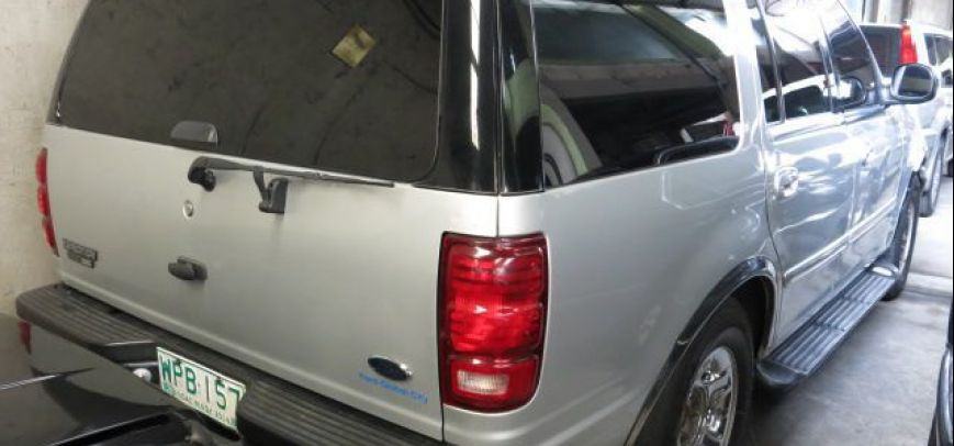 Ford Expedition 2003 - 9