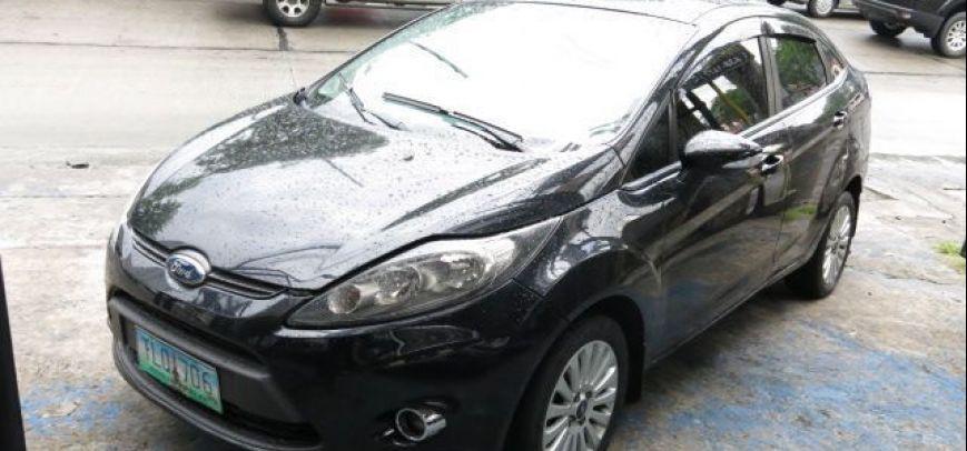 Ford Fiesta 2011 - 2