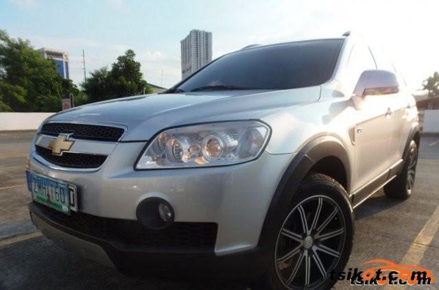 Chevrolet Captiva 2008 - 4