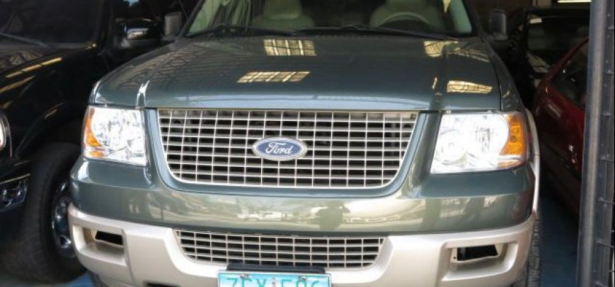 Ford Expedition 2006 - 1