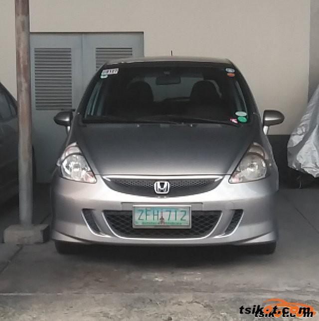 Honda Fit 2006 - 9