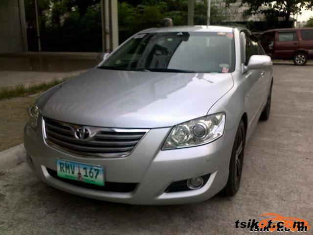Toyota Camry 2007 - 2