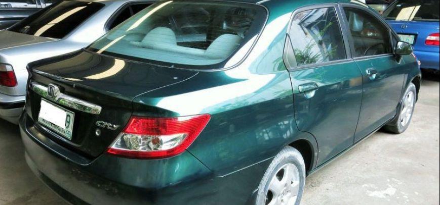 Honda City 2004 - 8