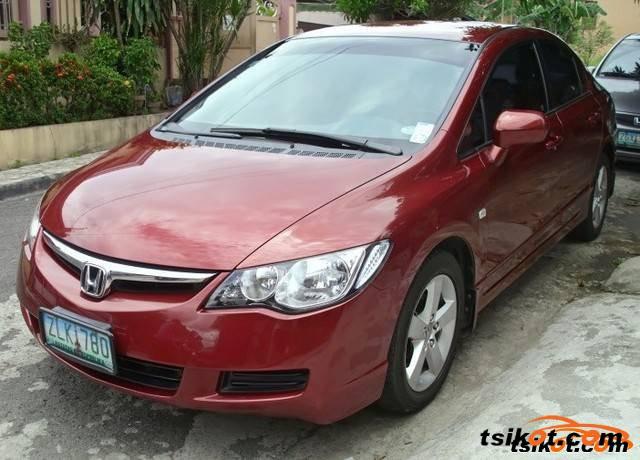 Honda Civic 2007 - 3
