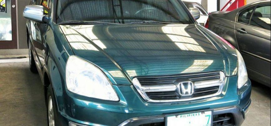 Honda Cr-V 2002 - 11