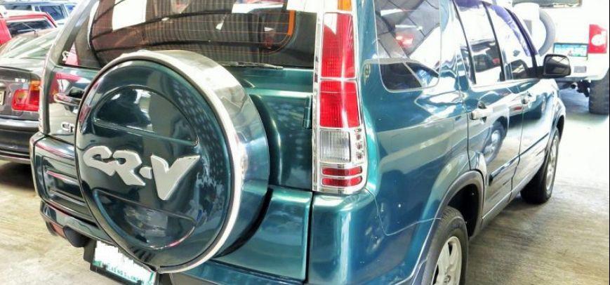 Honda Cr-V 2002 - 12