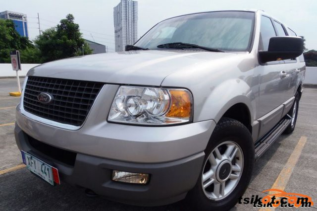Ford Expedition 2004 - 1