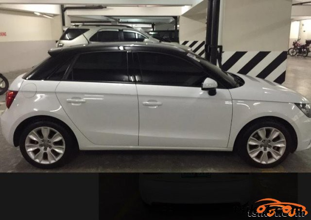 Audi A1 2013 - 1