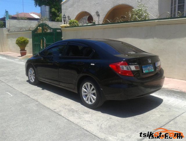 Honda Civic 2012 - 5