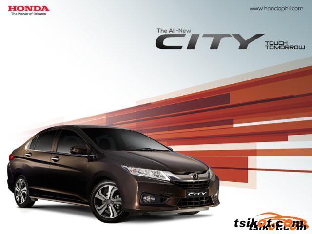 Honda City 2016 - 1