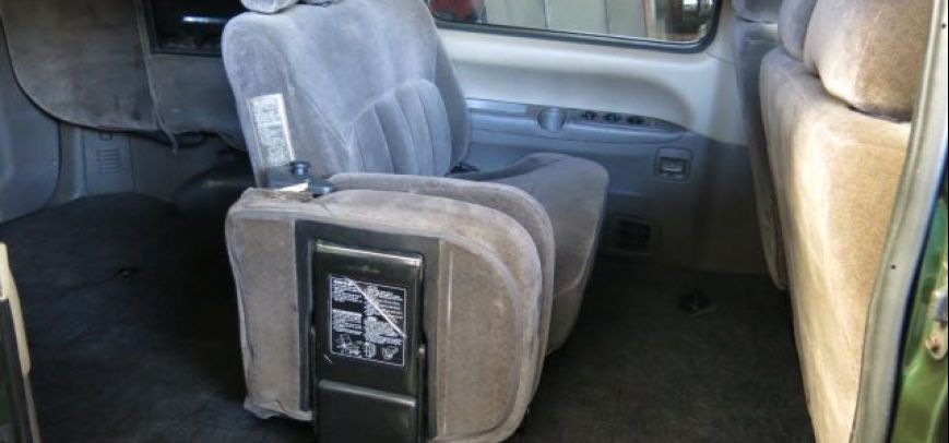 Hyundai Starex 1999 - 10