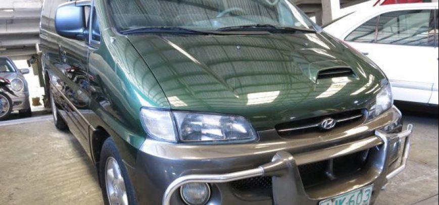 Hyundai Starex 1999 - 7