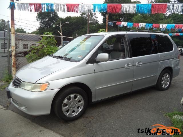 Honda Odyssey 2005 - 1