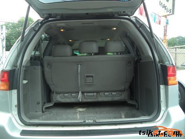 Honda Odyssey 2005 - 5