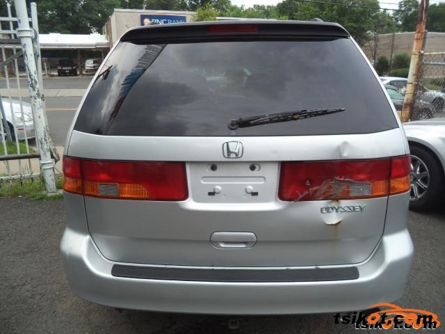Honda Odyssey 2005 - 6