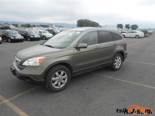 Honda Cr-V 2008 - 1