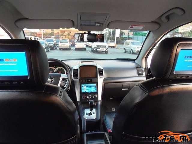 Chevrolet Captiva 2010 - 2