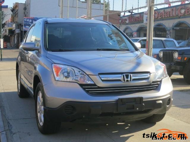 Honda Cr-V 2009 - 6
