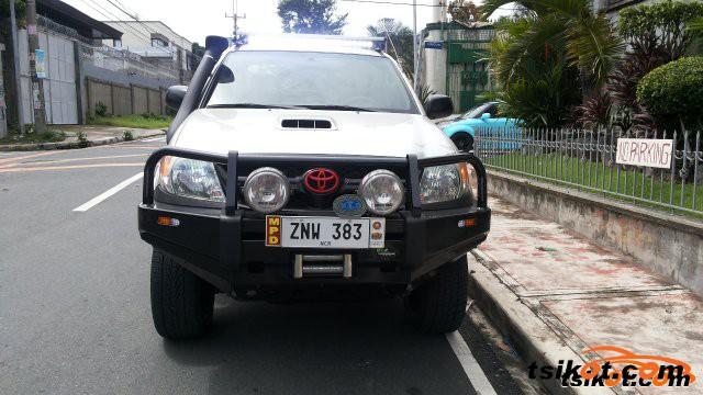 Toyota Hilux 2008 - 3