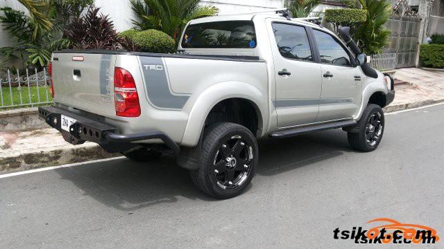 Toyota Hilux 2008 - 4