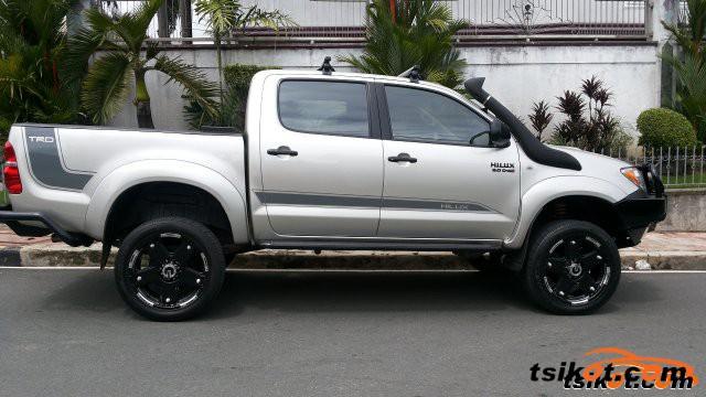 Toyota Hilux 2008 - 6