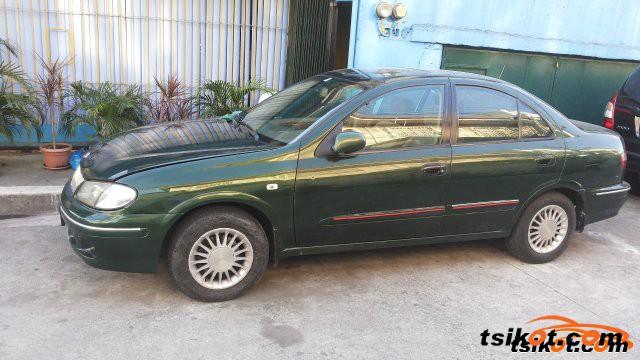 Nissan Sentra 2002 - 1