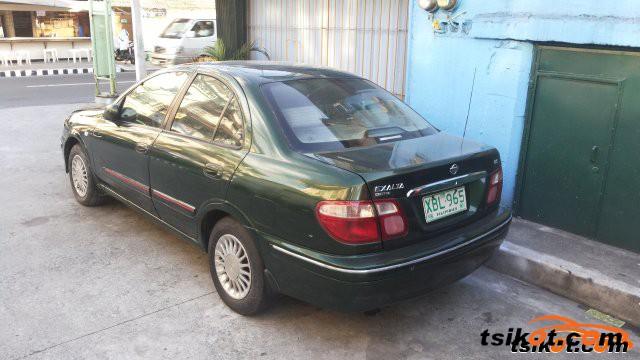 Nissan Sentra 2002 - 3