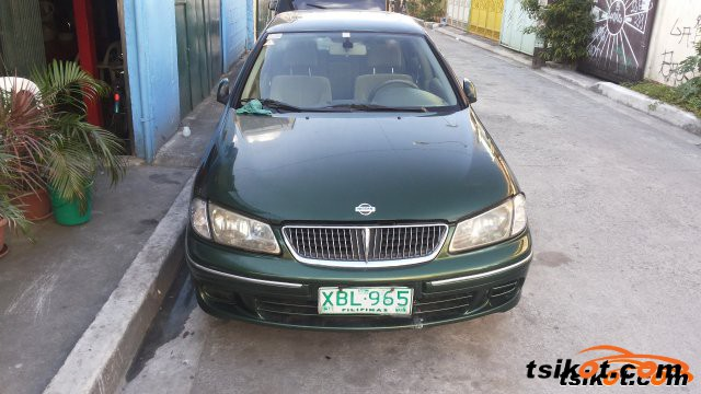 Nissan Sentra 2002 - 6