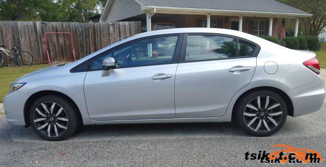 Honda Civic 2014   1