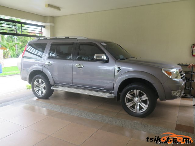 Ford Everest 2010 - 2