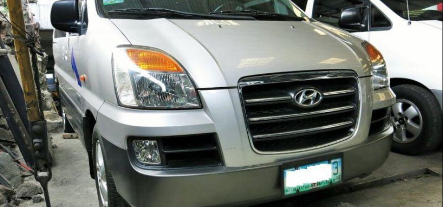 Hyundai G.starex 2007 - 2