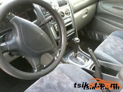 Mitsubishi Galant 1998 - 1